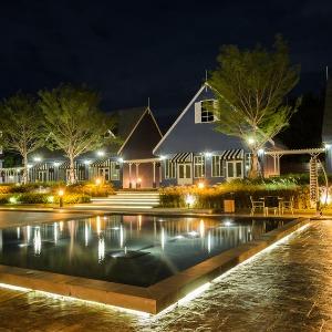 Commercial Landscape Lighting Design in Boca Raton, FL