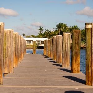 Professional Dock Lighting in Boca Raton, FL