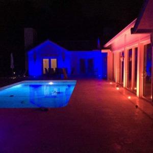 Landscape Lighting Scene Creation Company in Palm Beach, FL